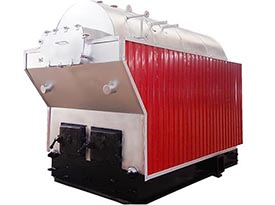 DZH Coal fired steam boiler
