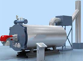 YYW Oil Fired Thermal Oil Boiler